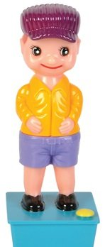 Wee Pee the Wee Wee Squirting Boy - Assorted Colors