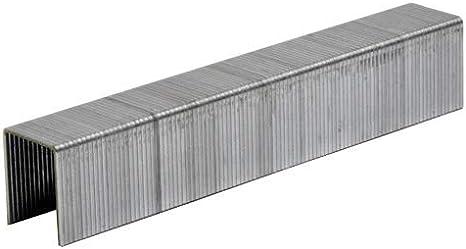 1.000 Piezas MAURER 2321054 Grapa Numero 3//8 mm