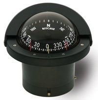 Ritchie FN-203 Navigator Compass - Flush Mount - Black