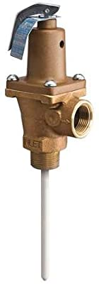 T and P Relief Valve, 3/4 In. Inlet by WATTS
