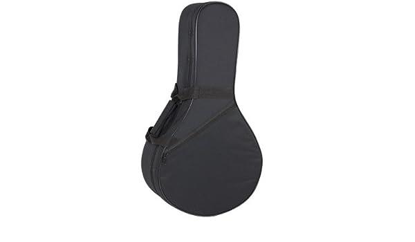 Ortola 6512-001 - Estuche styrofoam bandurria sin logo, color negro: Amazon.es: Instrumentos musicales
