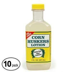 Corn Huskers Heavy Duty Hand Treatment, Lotion, 7-ounce Bottles (Pack of 10)
