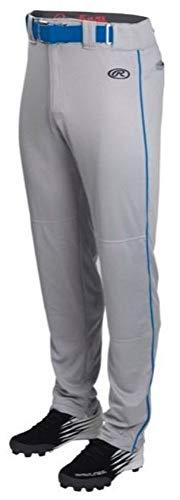 (Rawlings LNCHSRP-BG/R-90, Blue Gray/Royal, Large)