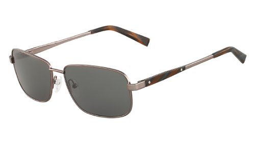 Calvin Klein Collection Sunglasses CK7347SP 033 Gunmetal 59 15 - Klein Polarized Sunglasses Calvin