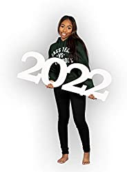 2022 Photo Prop Numbers | Senior Photo Props | Senior Photography | Graduation Sign 2022 | Class of 2022 Sign