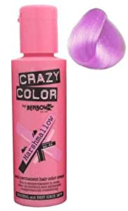 Crazy Color by Renbow Marshmallow No.64 Semi-Permanent Cream, 100ml