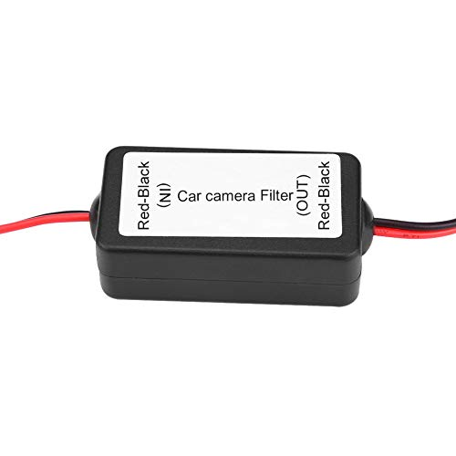 12V DC rectificador del filtro del condensador de la retransmision del poder para la camara del rearview del reves del coche