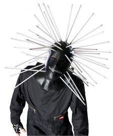 133 Mask Costume Accessory