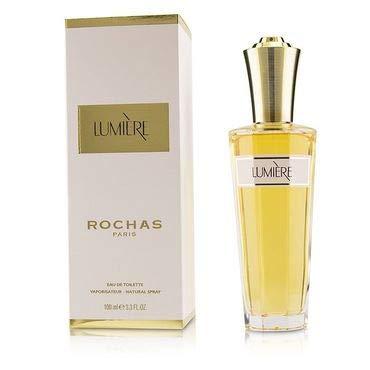 Rochas 3.4 Ounce Spray - Lumiére Röchas Perfumé 3.4 oz Eau De Toilette Spray For Women (2017 Edition)