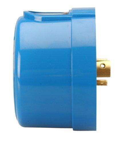 (Woods 59412 Outdoor Heavy Dutytwist-To-Lock Photocontrol, 110-277 Volt, Blue by Woods)