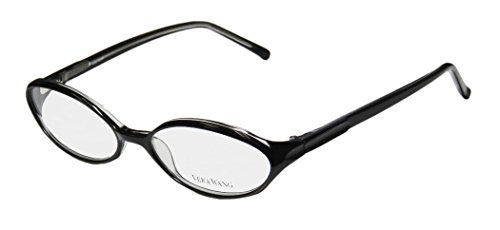 Vera Wang V103 Womens/Ladies Rxable Comfortable Oval Full-rim Eyeglasses/Glasses (50-15-135, - Oval For Shape Eyeglasses