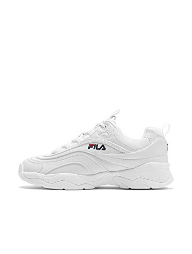 Chaussures Fila Blanc W Ray Fila W Ray Chaussures eHEIbWDY29