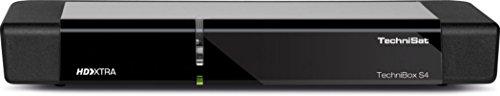 Technisat TechniBox S4 digitaler HDTV Satellitenreceiver (HDMI, PVRready, CI+, UPnP, Ethernet) schwarz