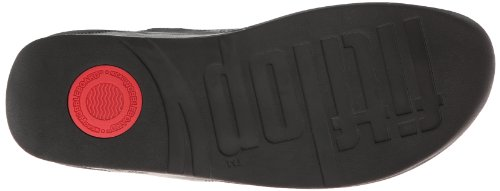 Pictures of FitFlop Women's Flora Black 8 M (B) Black 8 M US 6
