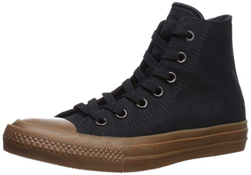 Converse Chuck Taylor All Star II High Top Sneakers Black/Black/Gum 11 D(M) US