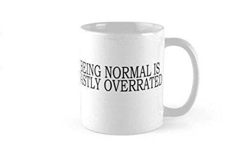 Being Normal is Vastly Overrated (Debbie Reynolds Halloween)