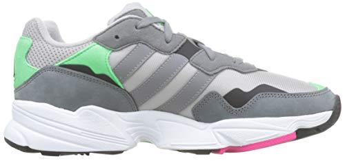 Three Gris Pink Pink F17 Two Yung grey Adidas Grey De Hombre Gimnasia shock grey Zapatillas F17 96 Para wp0T74Zn0