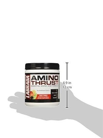 Amazon.com: Labrada Nutrition aminoácidos Thrust aminoácido ...