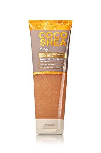 Bath & Body Works - Signature Collection - CocoShea Honey - Sugar Scrub - 8 oz ()