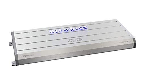 Hifonics ZRX2416.1D Zeus Mono Class-D Subwoofer Amplifier