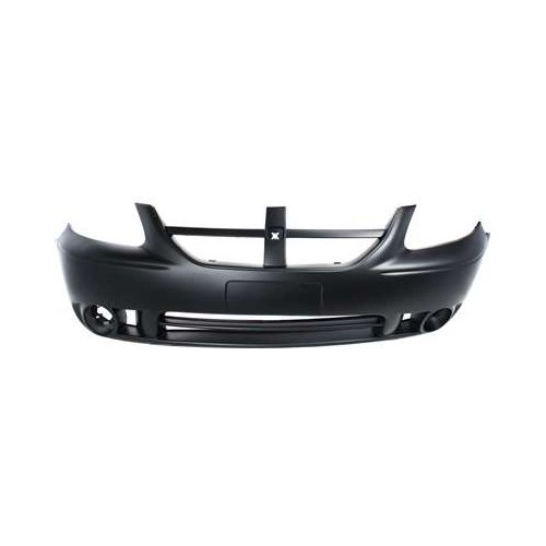 Front Bumper Cover for DODGE GRAND CARAVAN 2005-2007 Primed with Fog Light Holes (=CARAVAN SXT Model)