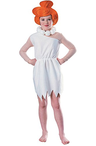 [Wilma Flintstone Costume - Large] (The Flintstones Halloween)