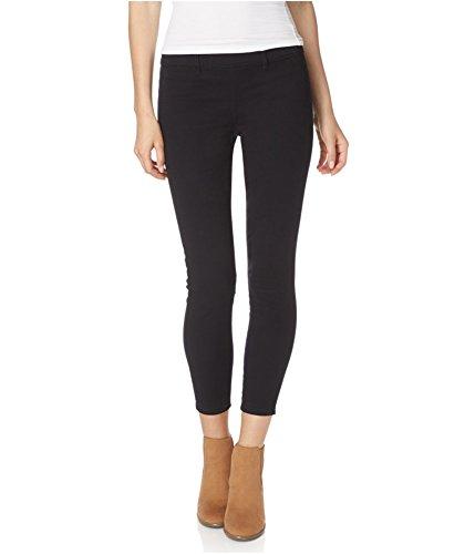 Aeropostale Womens City Crop Casual Chino Pants