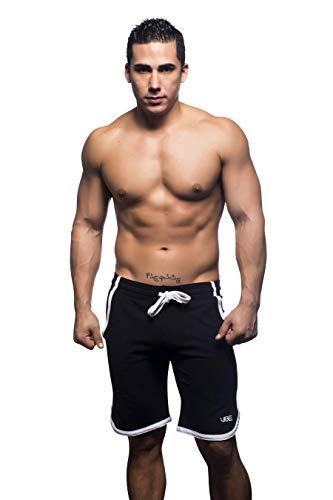 Vibe Gym & Workout Shorts, Black, X-Large
