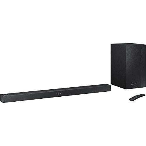 Samsung HW-M360/ZA 2.1 Channel 200 Watt Wireless Audio Soundbar (2017 Model)