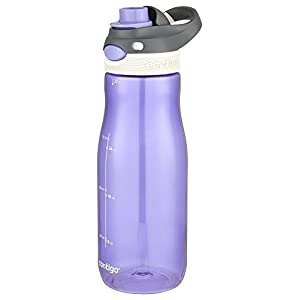 Contigo AUTOSPOUT Chug Water Bottle, 32 oz., Grapevine