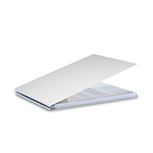 Pina Zangaro 34049 Machina Screwpost Binder, 11x14 Landscape, Includes 20 Pro-Archive Sheet Protectors by Pina Zangaro