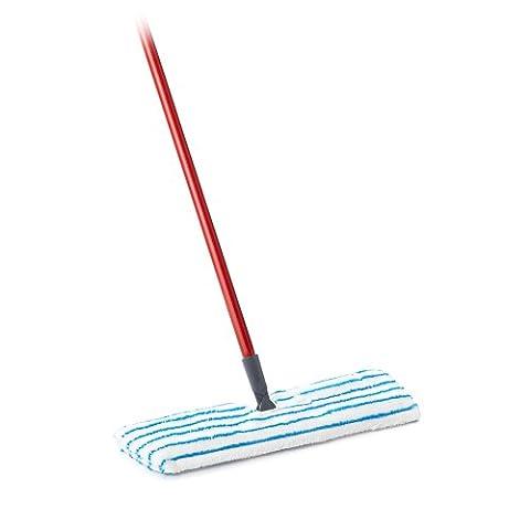 O-Cedar Microfiber Flip Mop Damp/Dry All Surface Mop - Microfiber Hardwood Floor Mop