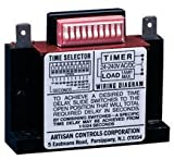 ARTISAN 438USA TIME DELAY Relay 1-1024SEC 1AMP 288VAC/DC 1NO