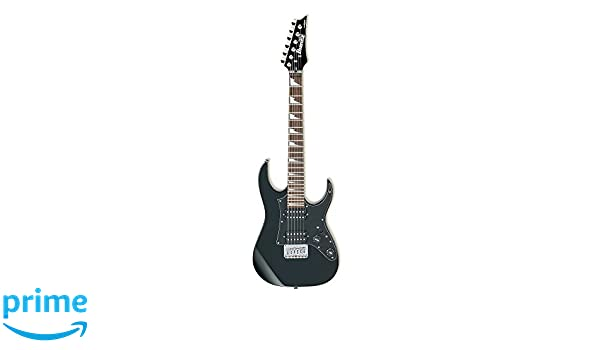 Ibanez GRGM21-BKN - Guitarra eléctrica: Amazon.es: Instrumentos musicales