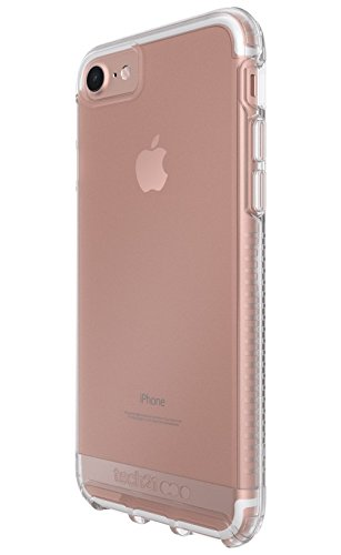 newest 66a3e c76d9 tech21 Impact Clear Case for iPhone 8: Amazon.ca: Cell Phones ...