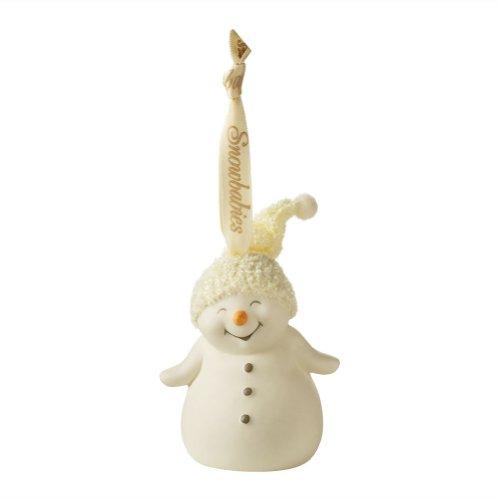 Department 56 Snowbabies Smiling Snowman Ornament (Snowman Ornament Smiling)