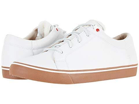 [UGG(アグ)] メンズスニーカー靴シューズ Brock Luxe [並行輸入品] US 11.5(29.5cm) D - Medium ホワイト B07JR1XZ7Z