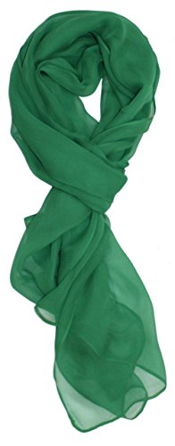 Ted and Jack - Solid Silk Lightweight Accent Scarf ()