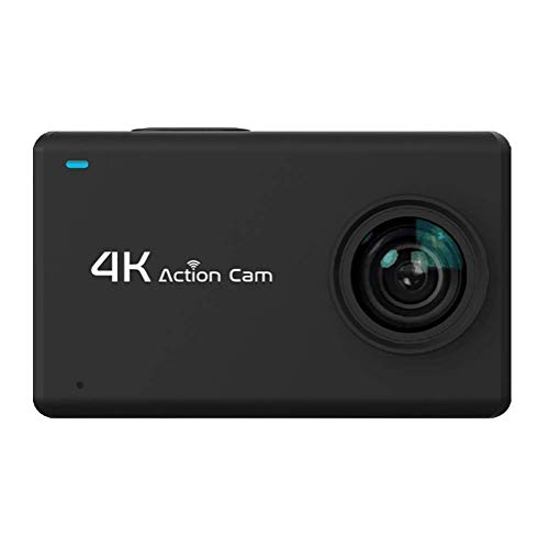 Intelligent Action Camera, 4K+16MP Ultra HD Underwater Waterproof Sports Camcorder with 170 ° Wide Angle Smart Anti-Shake