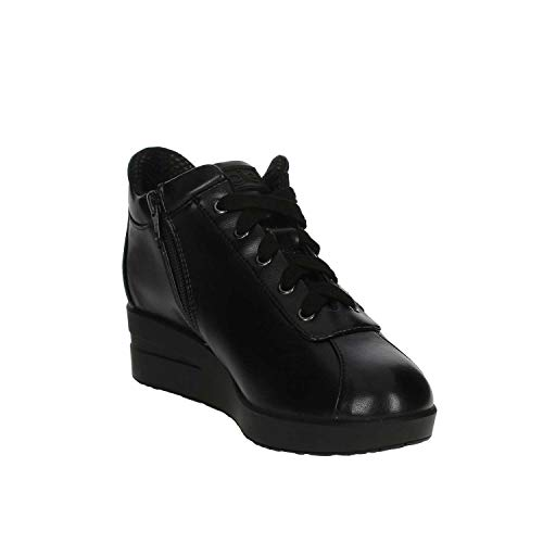 Agile By Rucoline 226 Negro Mujer Sneakers 67 rrBzq1w