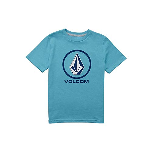 Stone Youth T-shirt (Volcom Little Boys' Crisp Stone Basic Fit Short Sleeve Tee Youth)