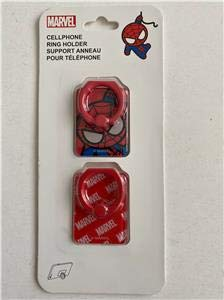 New Marvel SPIDER-MAN Cell Phone Ring Holder