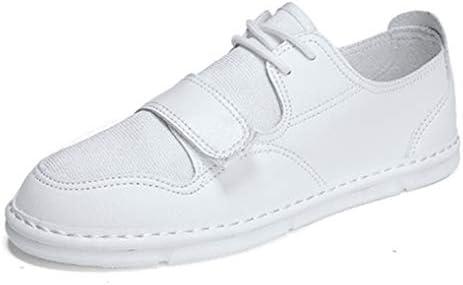 メッシュ ベルクロ スケートボードシューズ メンズ デッキシューズ レースアップ カジュアルシューズ 白の靴 メンズシューズ 蒸れない 春夏 靴 メンズ メッシュシューズ ローカット 軽量 滑り止め 通勤通学