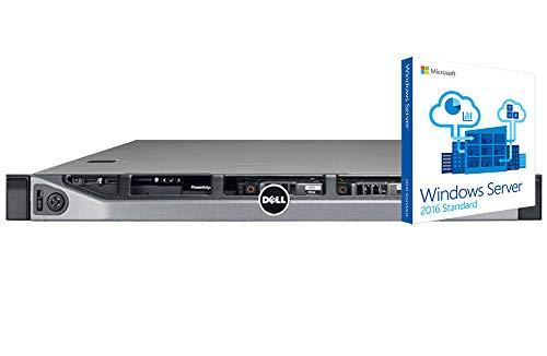 Dell PowerEdge R610 Virtualization Server, 2 x Intel X5650 2.66GHz, 64GB DDR3 RAM, 1TB SSD, Windows Server 2016, Hyper-V Ready, 3 Year Warranty