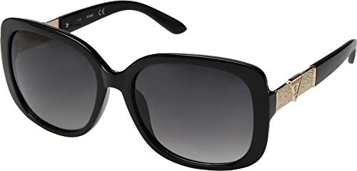 GUESS Women's GF6077 Black/Other/Gradient Smoke One ()