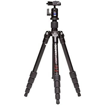 Benro A0690T Travel Angel Tripod Kit with Aluminum Twist Lock Legs with BH00 Head