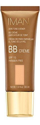 Iman Skin Tone Evener BB Creme SPF 15 Sand Medium