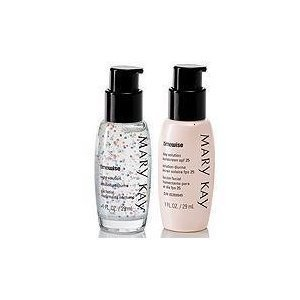 Night Solution Day - Mary Kay Timewise Age-fighting Day Solution Sunscreen SPF 35 Broad Spectrum & Night Solution Full Size Set