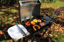 This handy set provides all the tools needed to take your grill skill to the next level