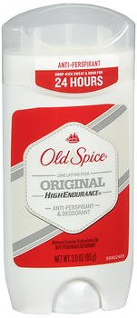 Old Spice High Endurance Anti-Perspirant & Deodorant, Original 3 oz (Pack of 5) -  Procter & Gamble Health Care, PPAX1187085